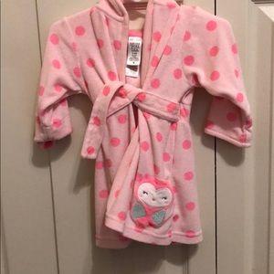 NWOT Infant Robe